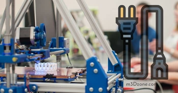 How Much Power Does a 3D Printer Use?