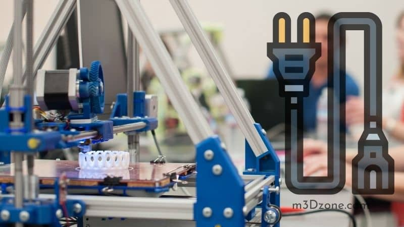 3D Printer Power Usage