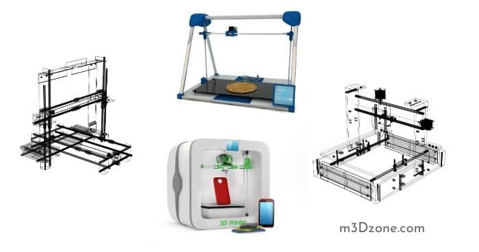 Types of 3D Printers [3D Printing Explained]
