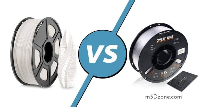 PLA vs. PETG. What Is the Best One?