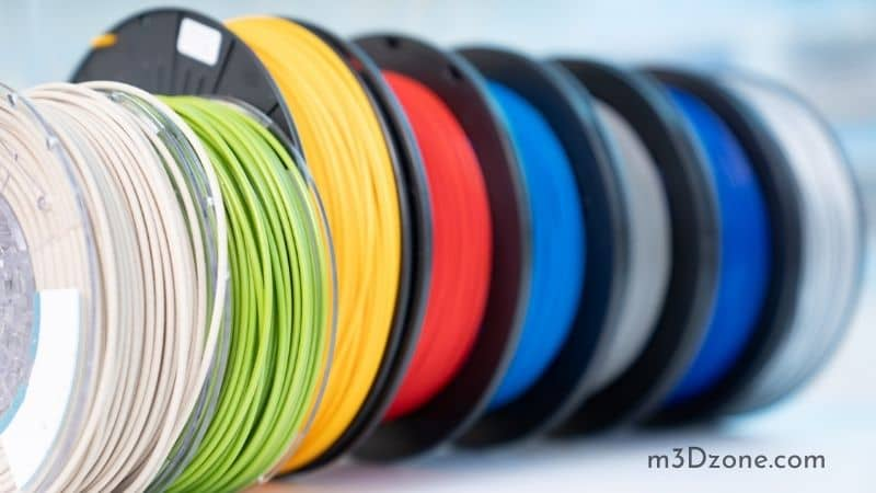 ABS And PLA Filaments