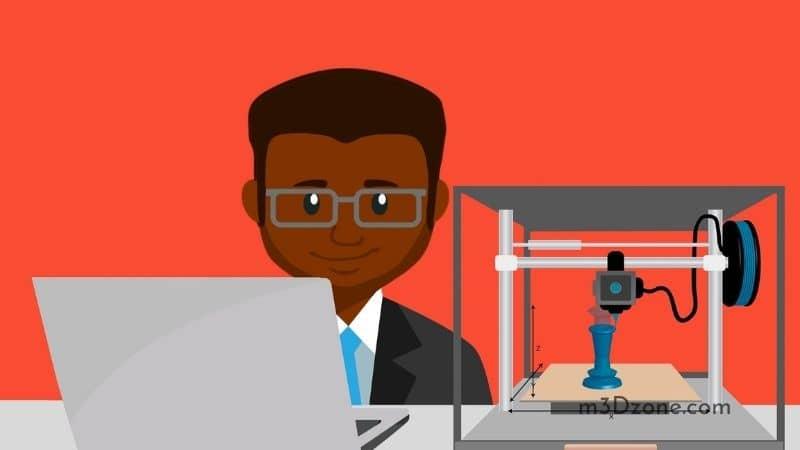 ABS Enclosure For 3D Printer