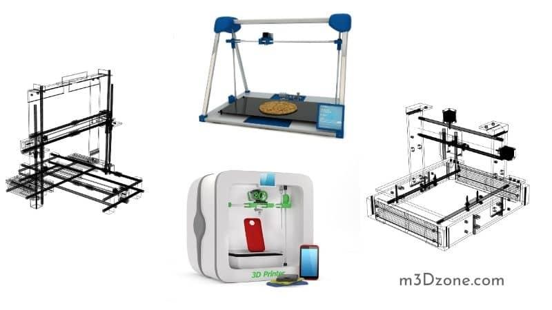 Types Of 3D Printers